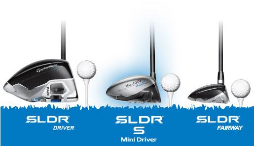 TaylorMade SLDR Mini Driver Comparison