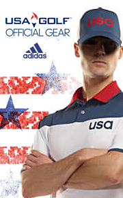 USA Golf Official Gear